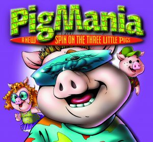 pigmania-3pigs plus logo
